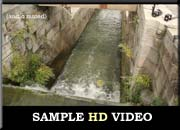 high-definition erie canal stock videos