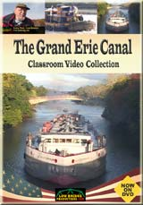 Streaming Erie Canal videos for classroom use